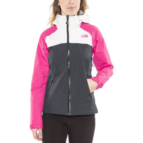 The North Face W's Stratos Waterproof Jacket Un Ny Pt P Vs G